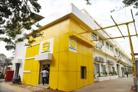 The new HARTING production plant in Chennai, India
