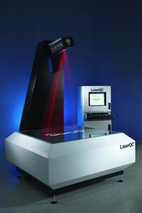 Das selbstkalibrierende Laser-Inspektions-System LaserQC