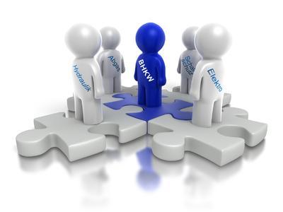 Die optimale technische Einbindung einer BHKW-Anlage ist wichtig fü...