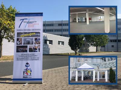 Mit gewohntem Schwung am neuen Ort: 23. Technologietag für Produktentwicklung, Formenbau und Produktion