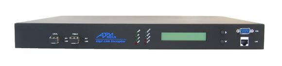 Picture ATMedia GigE/FC Link Encryptor