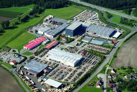 Faber Kabel Logistikzentrum Fichtenau