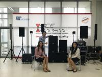 Voice-Acoustic distributor YNC Solution opens demo room in South Korea