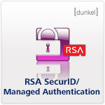 Managed Authentication Service mit dem iPhone