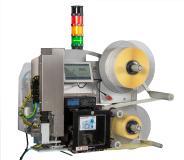 Der überarbeitete Etikettendruckspender Legi-Air 4050 E erfüllt heute schon die Anforderungen von morgen