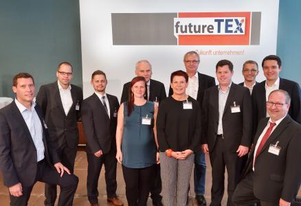 15.09.2016 - 3. Konsortialversammlung futureTEX (Foto: Wolfgang Schmidt)
