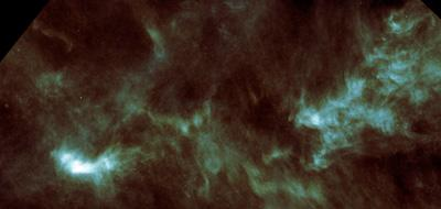 Large water reservoirs at the dawn of stellar birth