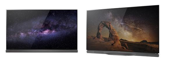 LG OLED TV  E6+G6