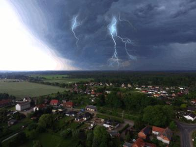 Stürme besser vorhersagen: Ziel des neuen globalen Wettermodells von IBM und UCAR/NCAR