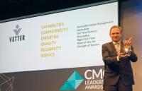 Vetter bei CMO Leadership Awards 2019 erfolgreich