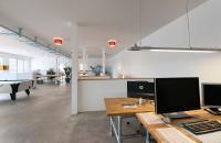 Umsetzung flexibler Bürokonzepte in Modulgebäuden