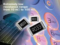 Vishay Releases a New High-Reliability, Thick Film Resistor with Extremely Low Resistance Down to 10m Ù, Tight Tolerances of ±1% and ±5%, and Low TCR Down to ±100ppm/K