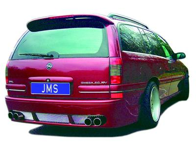 New JMS Racelook styling and Faclelifting for omega B