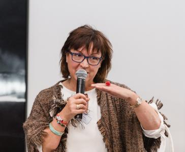 Manuela Engel-Dahan, Gründerin & Geschäftsführerin, Lock Your World