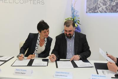 Three years of successful training cooperation with Airbus Helicopters and UTair is extended with new agreement