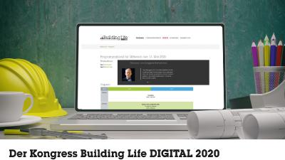 Kongress Building Life goes DIGITAL