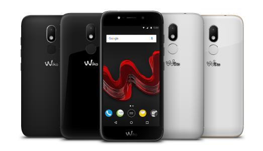 Wiko WIM Lite allcolors compo MWC2017
