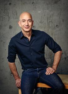 Jeff Bezos to be inducted into the Logistics Hall of Fame / Source: Amazon