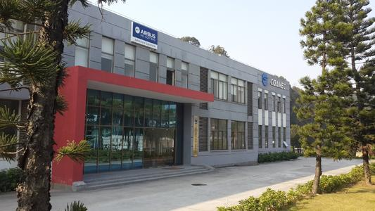 CGAMEC facility is enclosed (© Copyright Airbus Helicopters China)