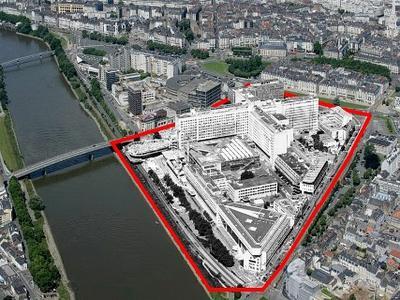 Architektur Ausstellungen Nantes / Fotos: Hochschule Bremen