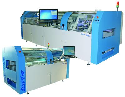 Remarkable Increase in Productivity with the new SEHO SelectLine
