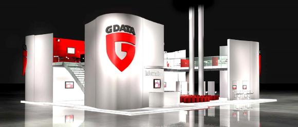 G DATA Arena CeBIT 2009