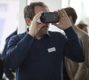 Frank Zahn beim Mediendialog - Virtual Reality (c) Medienboard Berlin Brandenburg