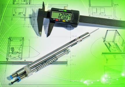 NANOMAT pneumatic spindle screwdriver