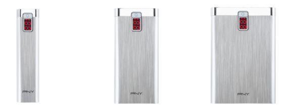 PNY® Technologies präsentiert PowerPacks(TM) zum Laden von Mobilgeräten