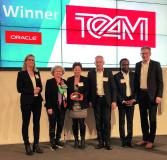TEAM GmbH erhält Oracle-Award als Partner of the Year