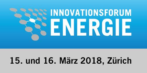 8. Jahrestagung Innovationsforum Energie