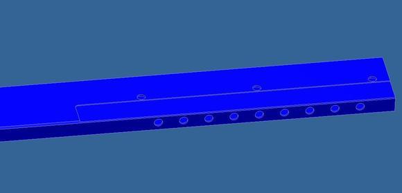 Sobald in der Arbeitsvorbereitung 3D-Daten zur Verfügung stehen, kann der 3D-Konverter von elusoft genutzt werden: Automatisch und sekundenschnell entsteht das Bearbeitungsprogramm – so lässt sich zuverlässig und fehlerfrei produzieren