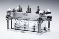 VITROCELL® SYSTEMS presents new equipment developments for in vitro inhalation toxicology at the EUROTOX 2007