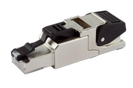 Telegärtner hat seinen geschirmten Ethernet-Steckverbinder MFP8 für die strukturierte Verkabelung jetzt auch für das Profinet fit gemacht.