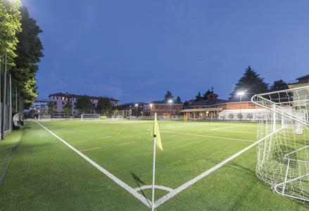 Neue Beleuchtung für Sportanlagen: SMART [PRO]