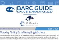 BARC Guide 2020 mit Voracity Use Case