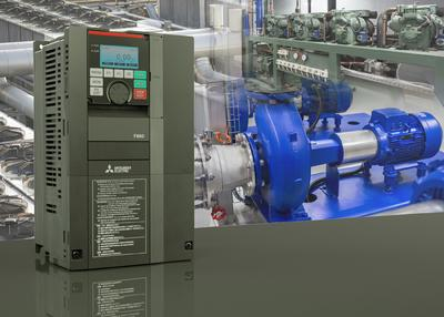 New inverter brings reliability, intelligence and cost saving to pump, fan and compressor operations