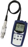 Hand-held pressure indicator for use in harsh conditions