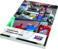 winkler Neuer Katalog Schmierstoffe Reinigung Lacke