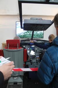 Boeing737 Cockpit ProSim
