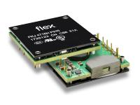 Flex Power Modules debuts ultra-efficient 700W half-brick DC/DC converters to power RFPA applications in LDMOS or GaN technology