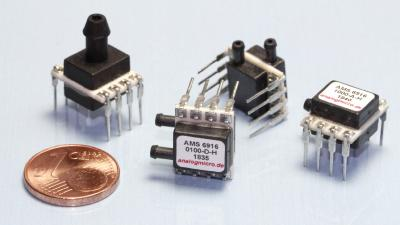 Analog Microelectronics introduces its board-level pressure sensor series AMS 6916