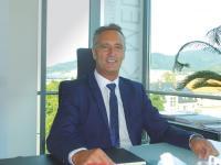 Lothar Baldus, Geschäftsführer von Bank Media