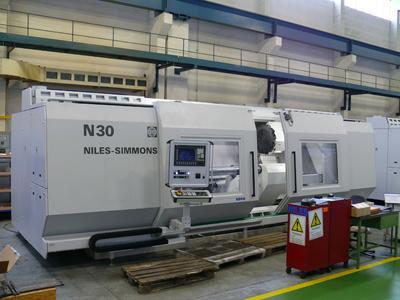 Die NILES-SIMMONS-HEGENSCHEIDT Gruppe gehört zu den 50 größten Werkzeugmaschinenherstellern der Welt