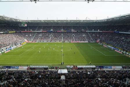 Fußballstadion Mönchengladbach