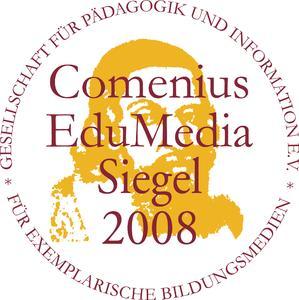 Comenius EDuMed Siegel