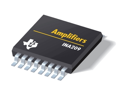 TI Introduces Bi-Directional Current, Voltage and Power Monitor with I2C Interface