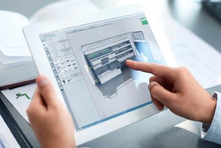 Angebote und Stücklisten für die Fahrzeug- und Betriebseinrichtungen von Bott lassen sich mit P´X5 von Perspectix einfach erfassen und in 3D planen. (c) Perspectix AG, Zürich