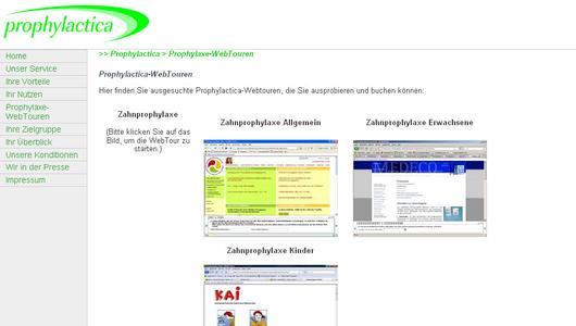 Informationsdienst Prophylactica