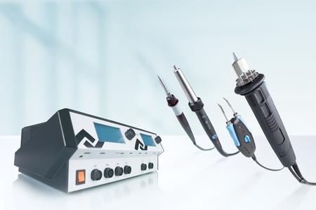 Ersa's i-CON VARIO 2 Soldering Station Powers All i-CON Products